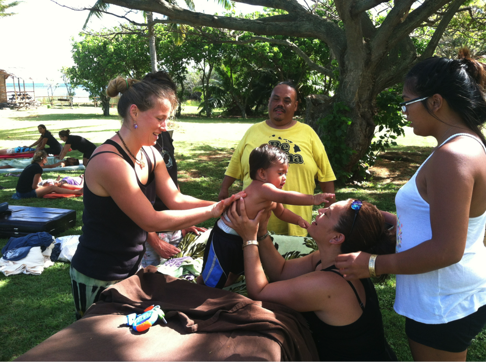 Molokai Community Outreach 2014