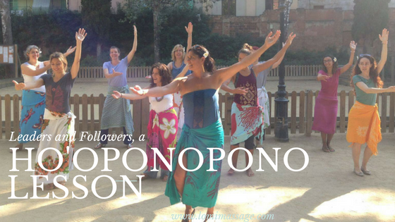 Leaders and Followers: A Ho'oponopono Lesson