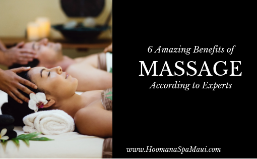 Amazing benefits of massage according to experts