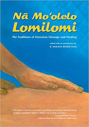 Photo of Book Cover Na Mo'olelo Lomi Lomi